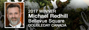 And the 2017 Scotiabank Giller Prize goes to … Michael Redhill!