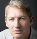 Scotiabank Giller Prize 2016 judge Alan Warner