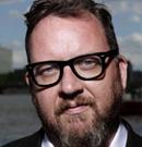 Scotiabank Giller Prize 2018 juror Philip Hensher